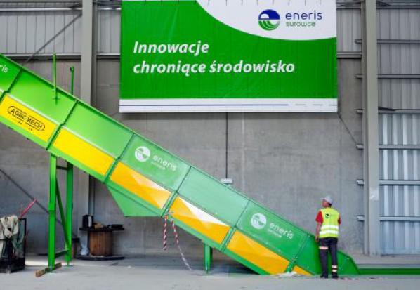 Grupa Eneris przejmuje zakład w Bydgoszczy
