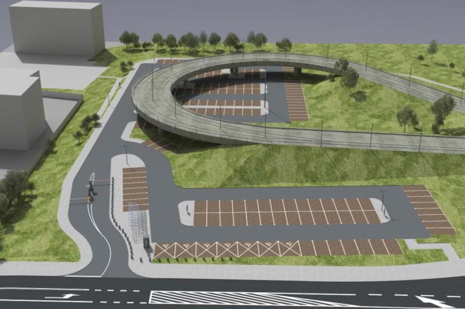Budowa trzech krakowskich parkingów park&ride wsparta z funduszy UE