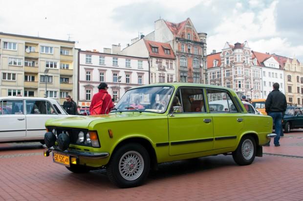 Opowieść o Fiacie 125p w krakowskim muzeum