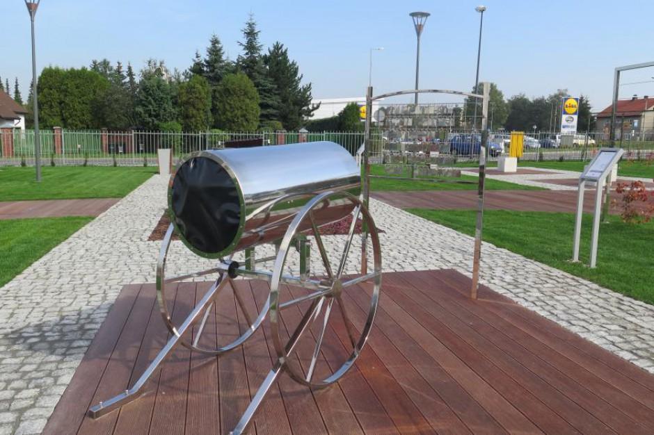 Gliwice: Park sensoryczny gotowy