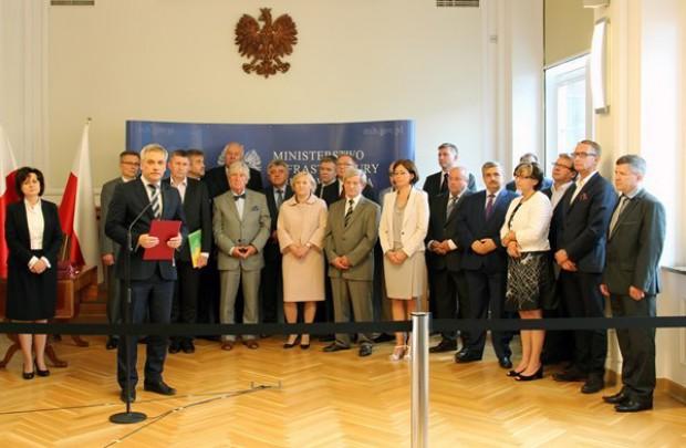 Rezygnacja Jerzego Szmita. Zaskoczenie w branży i samorządach