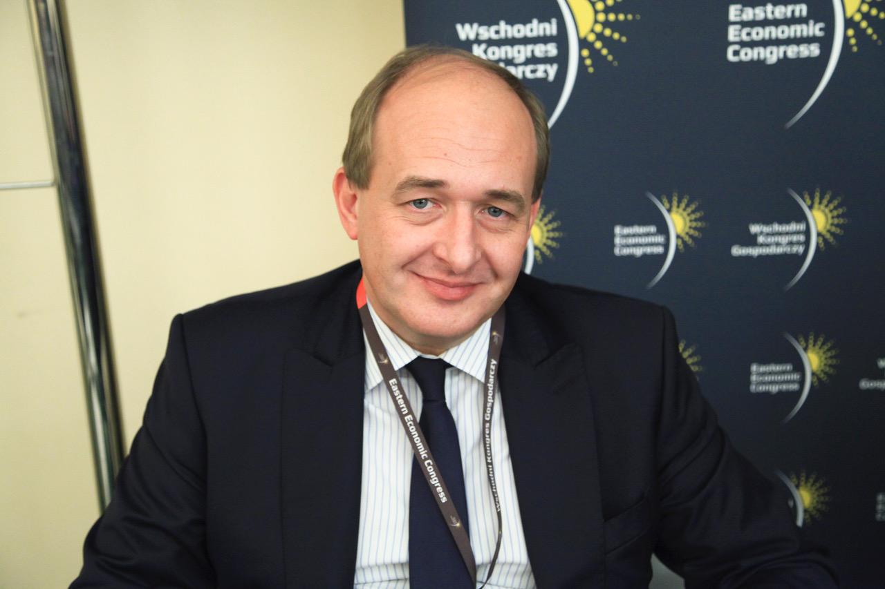 Paweł Szaciłło, dyrektor, Departament Partnerstwa Publiczno-Prywatnego, Ministerstwo Rozwoju. (fot. PTWP)