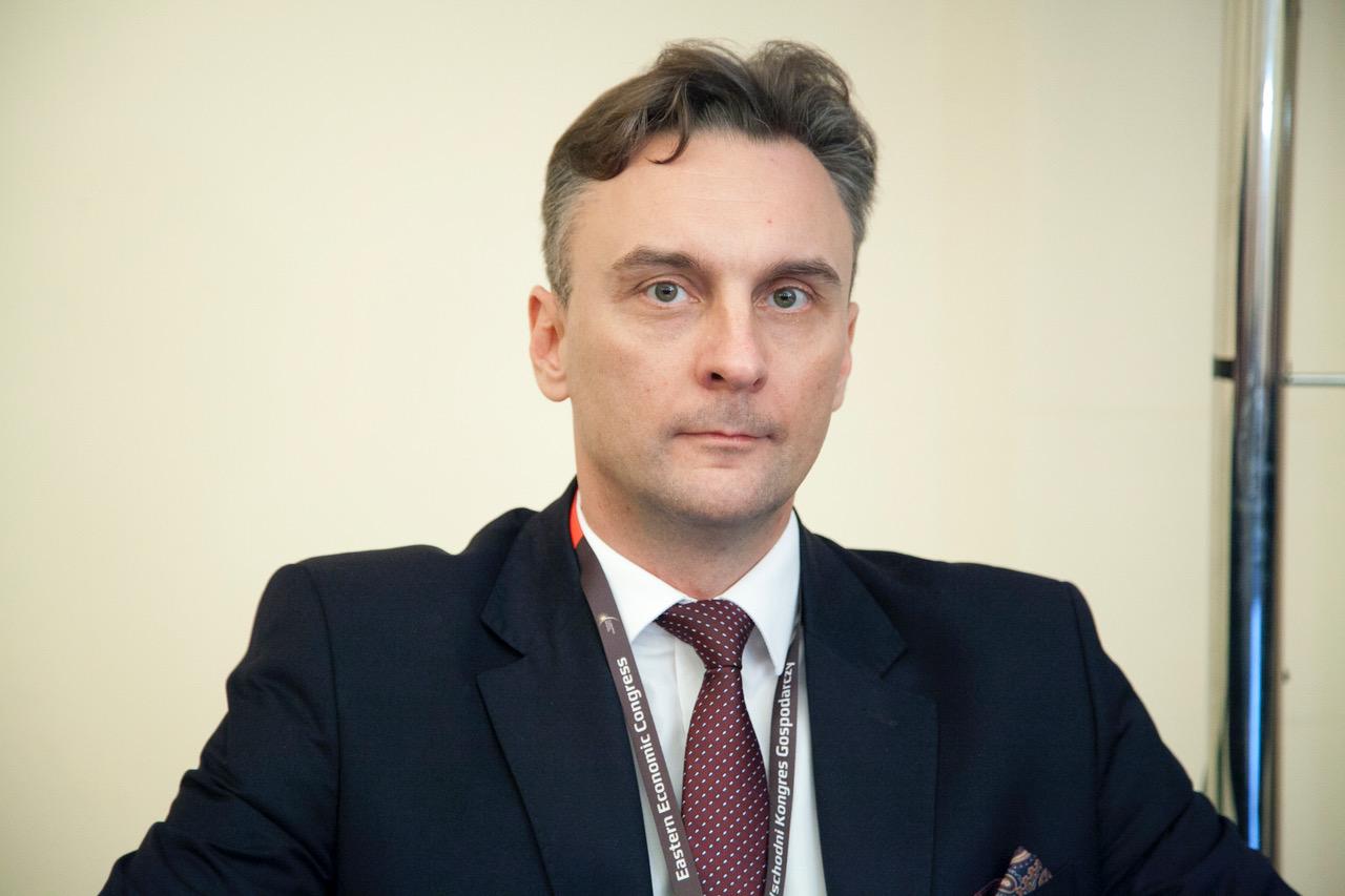 Wojciech Walulik, burmistrz Augustowa. (fot. PTWP)