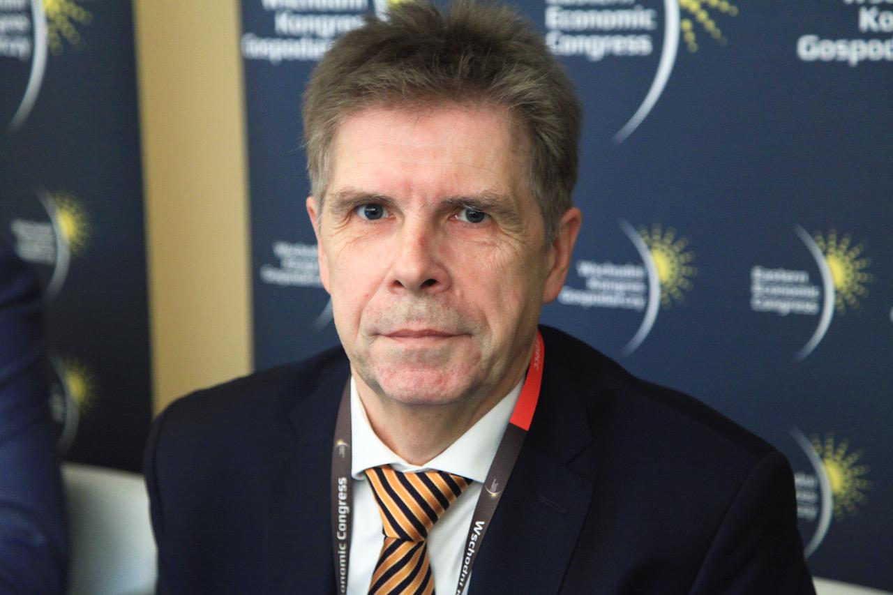 Marek Tobiacelli, dyrektor, Dział Efektywności Energetycznej, Siemens. (fot. PTWP)