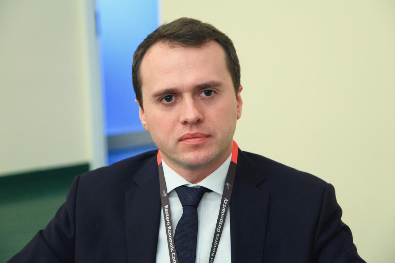 Patryk Darowski, zastępca dyrektora, Departament Finansowania Strukturalnego, Bank Gospodarstwa Krajowego. (fot. PTWP)