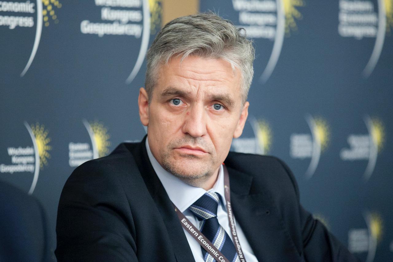 Jarosław Dremlik, dyrektor handlowy, Siemens Finance. (fot. PTWP)