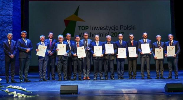 Laureaci konkursu TOP Inwestycje Polski Wschodniej