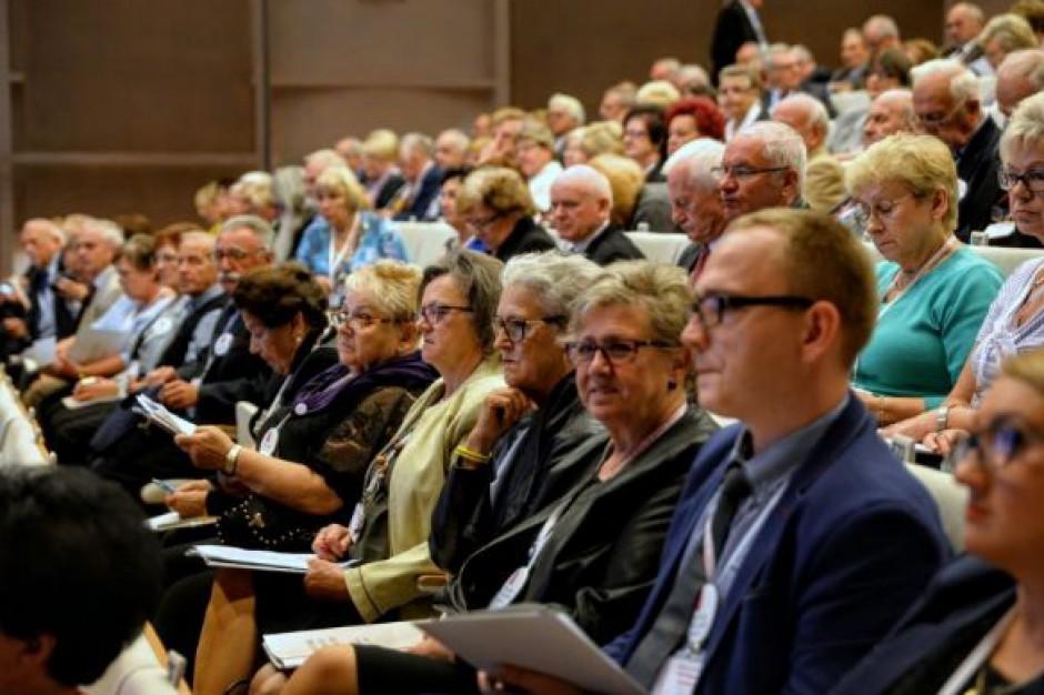 Obywatelski Parlament Seniorów: Razem o polityce senioralnej w kraju i w regionach