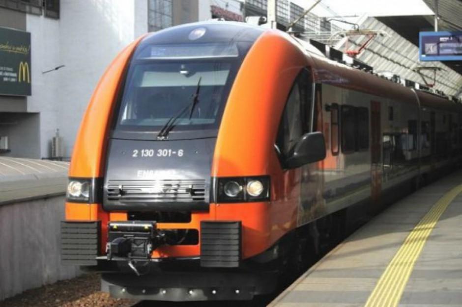 Koleje Małopolskie będą jeździć z Krakowa i Nowego Sącza do Jasła