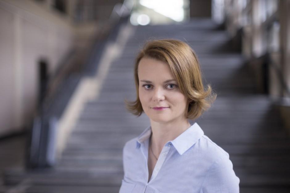 Jadwiga Emilewicz rekomendowana na kandydata prawicy w wyborach na prezydenta Krakowa