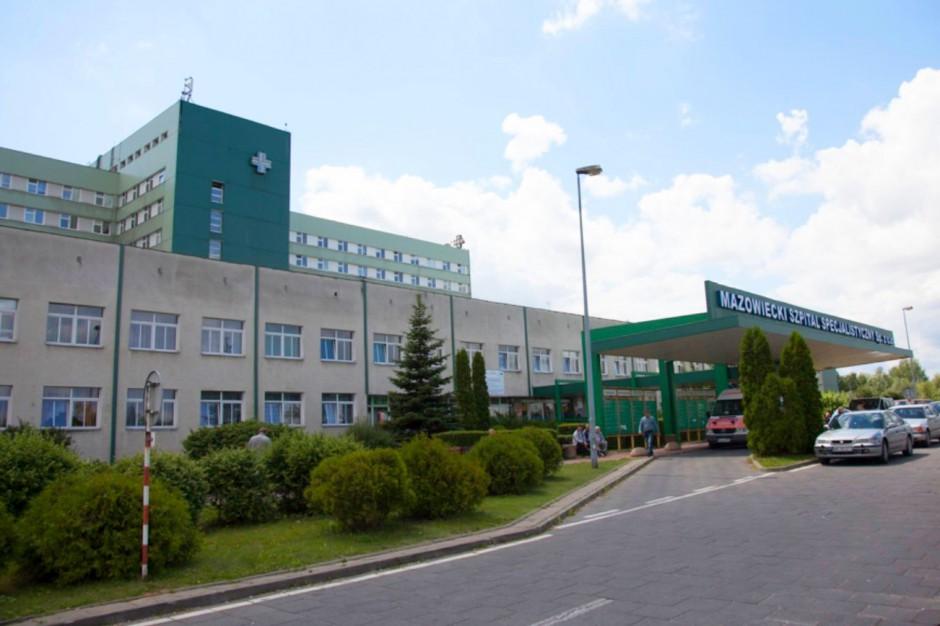 Radom: Mazowiecki Szpital Specjalistyczny zlikwidował kolejne łóżka
