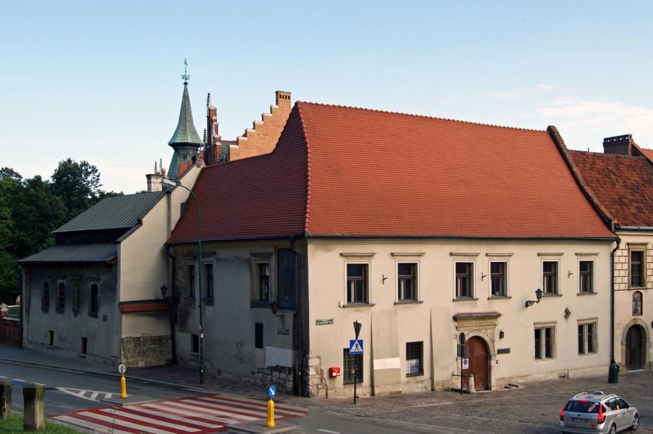 Kraków: Dom Jana Długosza czeka rewitalizacja