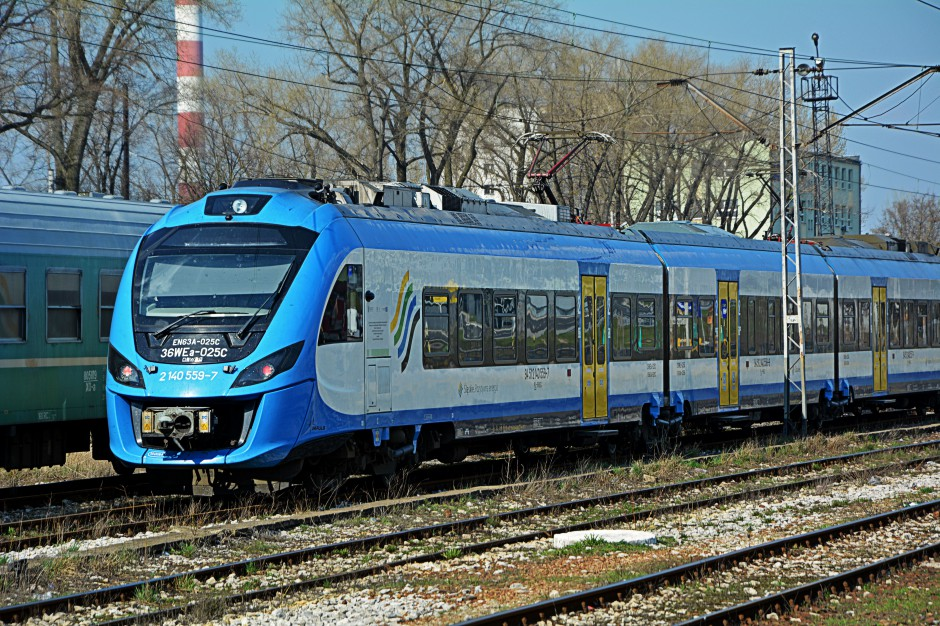 Rybnik i Wodzisław planują wycofać dotacje do pociągów