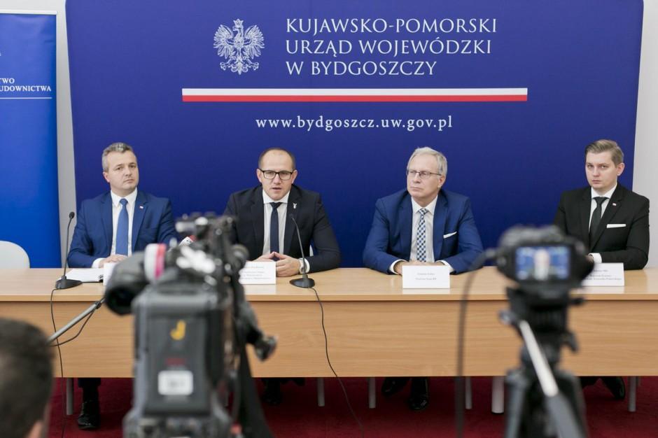W Bydgoszczy zainaugurowano konsultacje ws. programu Mieszkanie plus