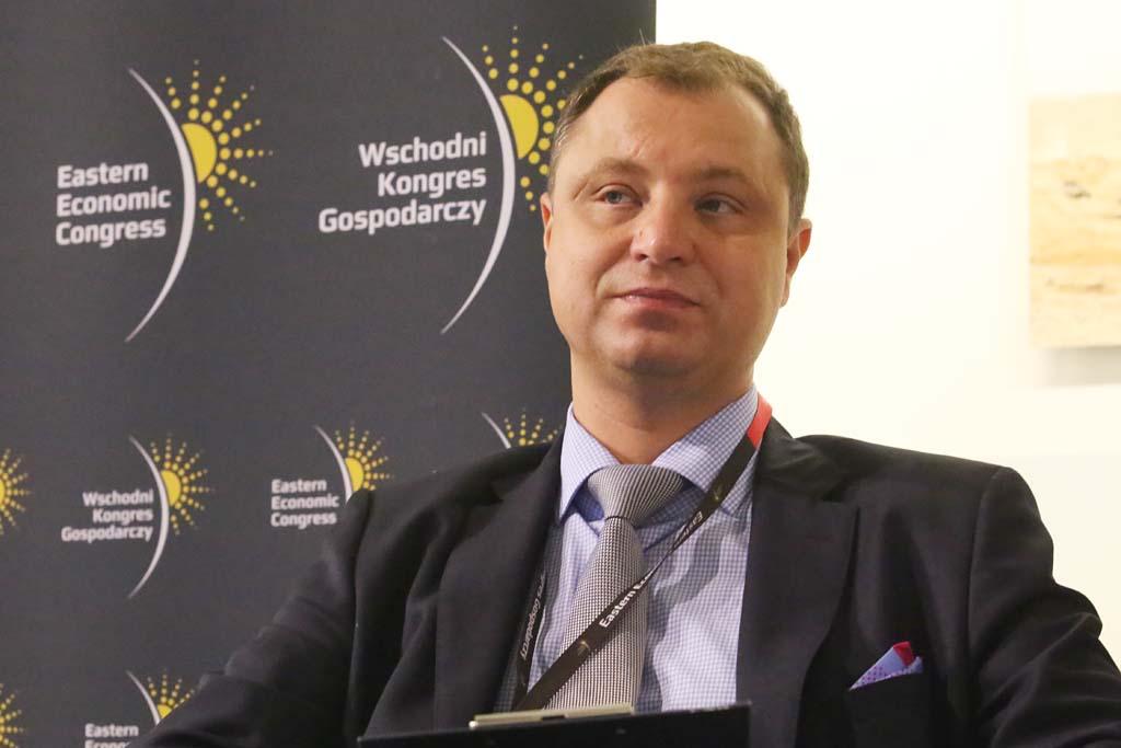 Dawid Cycoń, prezes ML System (fot. Grupa PTWP)