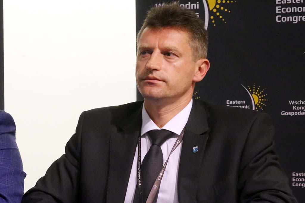 Jacek Wiśniowski, burmistrz Lidzbarka Warmińskiego (fot. Grupa PTWP)