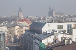 Kraków zyskał mural dedykowany słynnemu pisarzowi