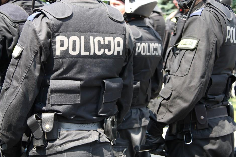 Wrocław. Pobicie dwóch policjantów na Trójkącie