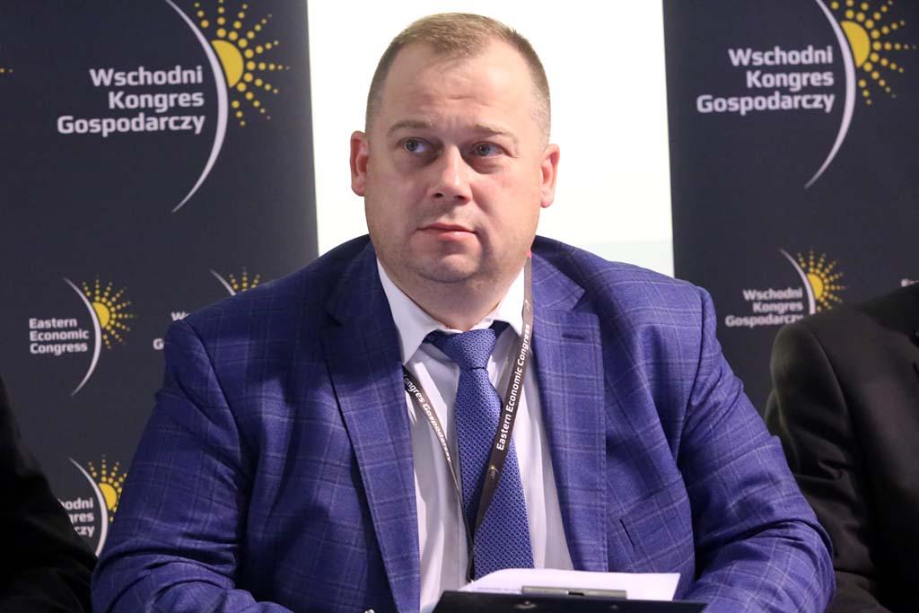 Marek Szczepanik, członek zarządu województwa świętokrzyskiego (fot. Grupa PTWP)