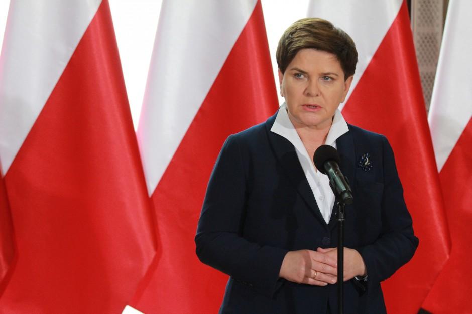 Gminy Grabówka i Szczawa bliżej powstania. Posłowie piszą do Szydło