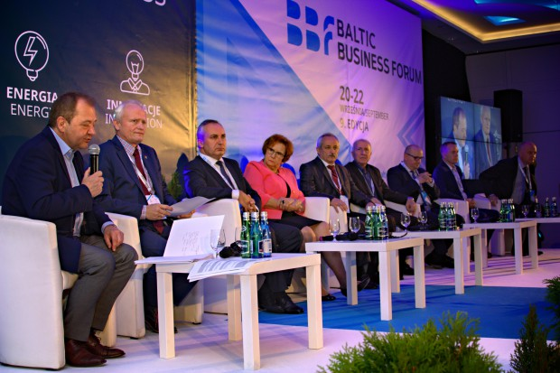 9. Baltic Business Forum w Świnoujściu (fot.mat.pras.)