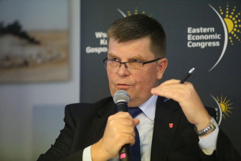 Jerzy Leszczyński: trzeba kontynuować politykę spójności UE
