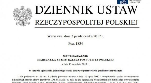 Dokument został opublikowany 3 października (fot. pr.sc)