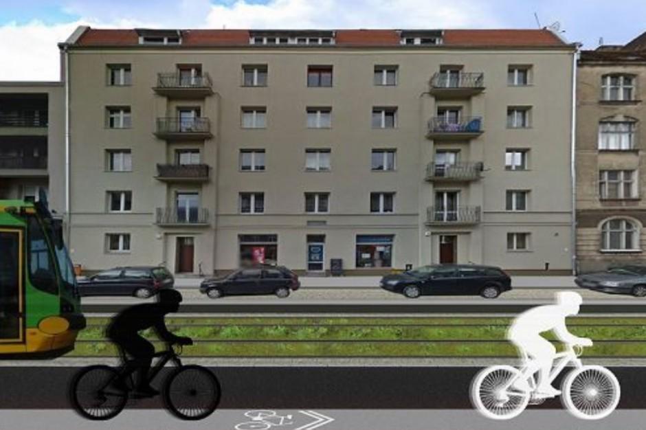 Poznań przebuduje tory tramwajowe na Wildzie