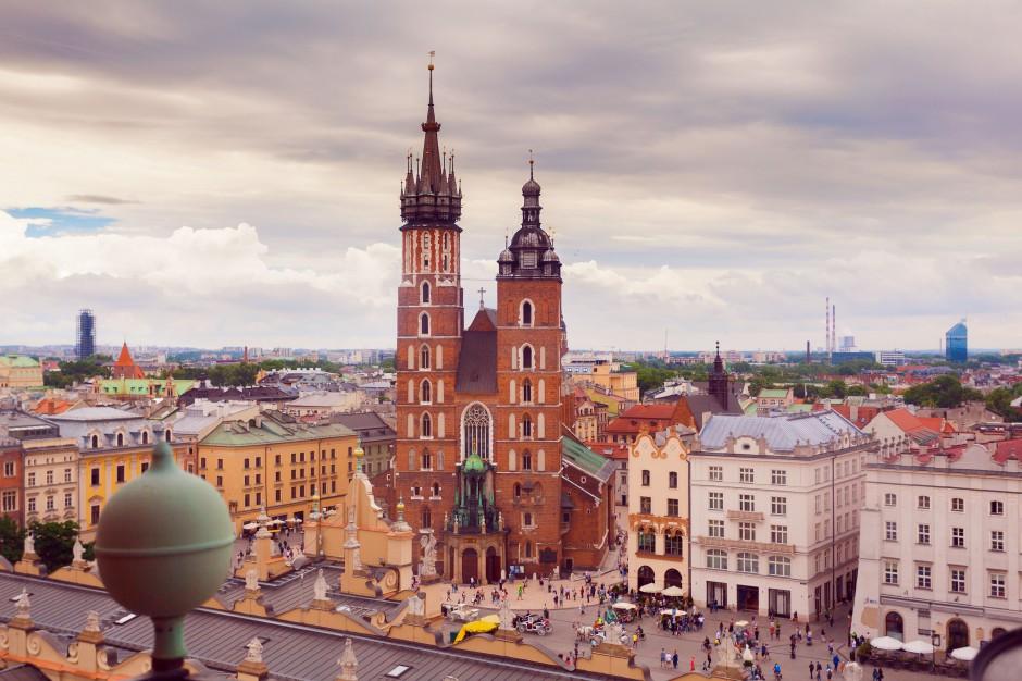 Kraków odwiedziło w 2017 roku prawie 13 mln turystów