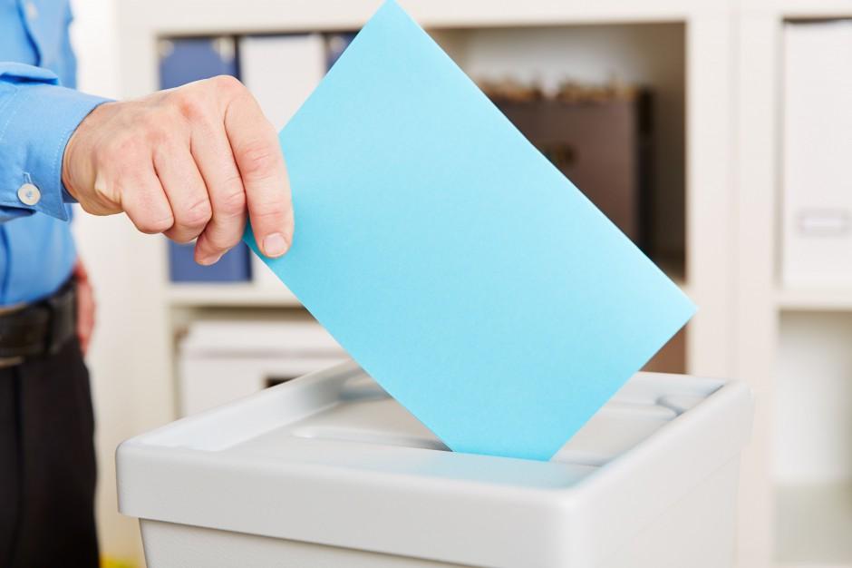 Radni z Mazowsza nie przyjęli stanowiska ws. zmian w Kodeksie wyborczym