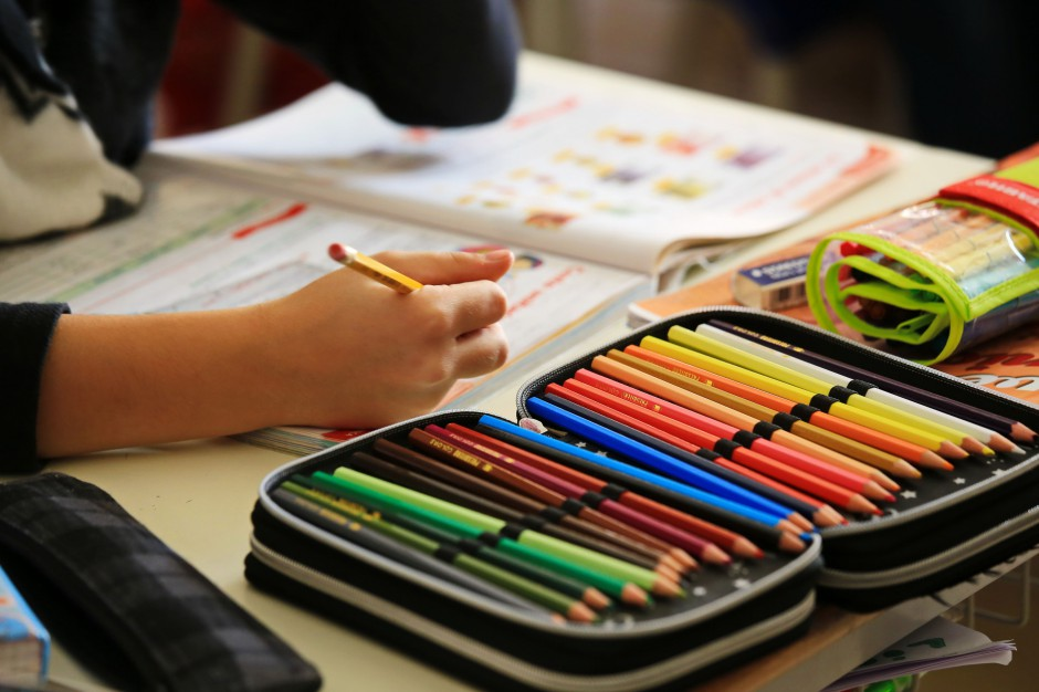 Wyprawka szkolna w Małopolsce traci na popularności