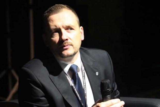 Maciej Perkowski, kierownik, Zakład Prawa Międzynarodowego Publicznego, Uniwersytet w Białymstoku. Fot. PTWP