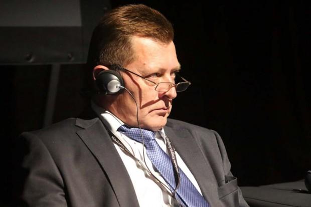 Sergey Tkachenko, naczelnik administracji, Wolna Strefa Ekonomiczna GrodnoInvest PTWP. Fot. PTWP