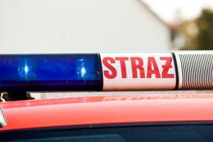 Lubuscy strażacy szukają auta w Odrze