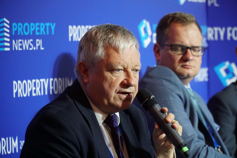 Polska będzie jedną wielką strefą ekonomiczną – zwraca uwagę Marek Michalik, prezes Łódzkiej Specjalnej Strefy Ekonomicznej. Fot. PTWP