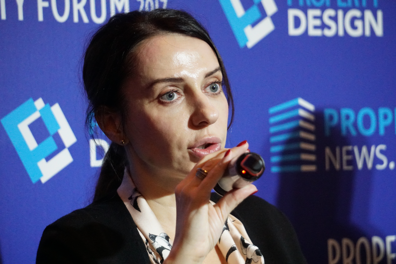 Barbara Piontek, zastępca prezesa Katowickiej Specjalnej Strefy Ekonomicznej jest zdania, że zmieni się rola stref ekonomicznych, z funkcji administratora do funkcji menadżersko- zarządczej. Fot. PTWP