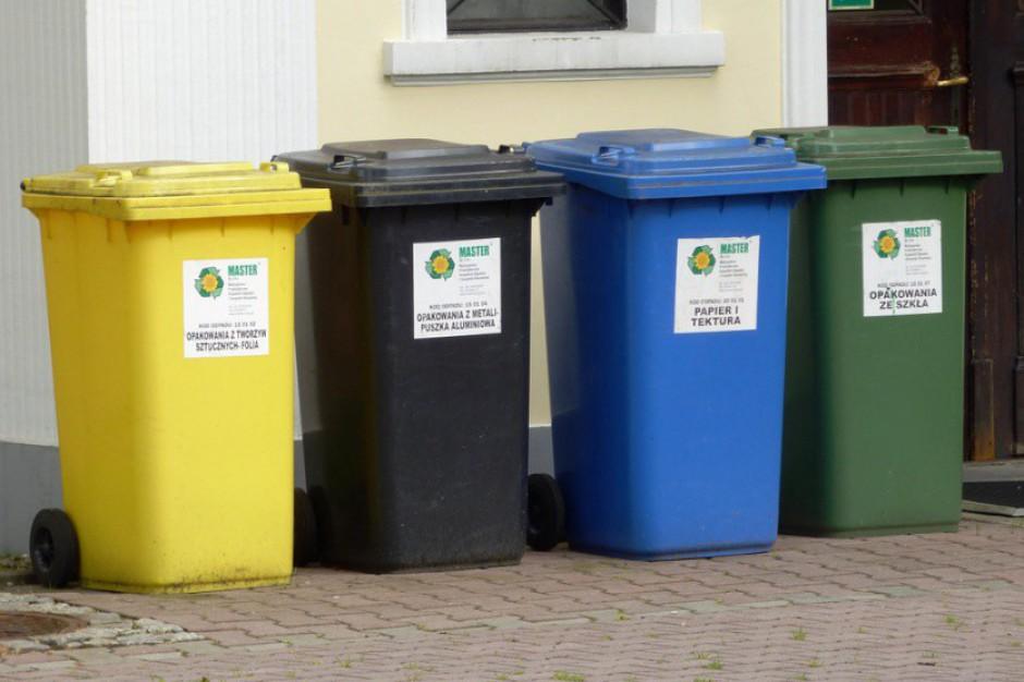 Czas samorządów. Kilkaset milionów na gospodarkę odpadami komunalnymi
