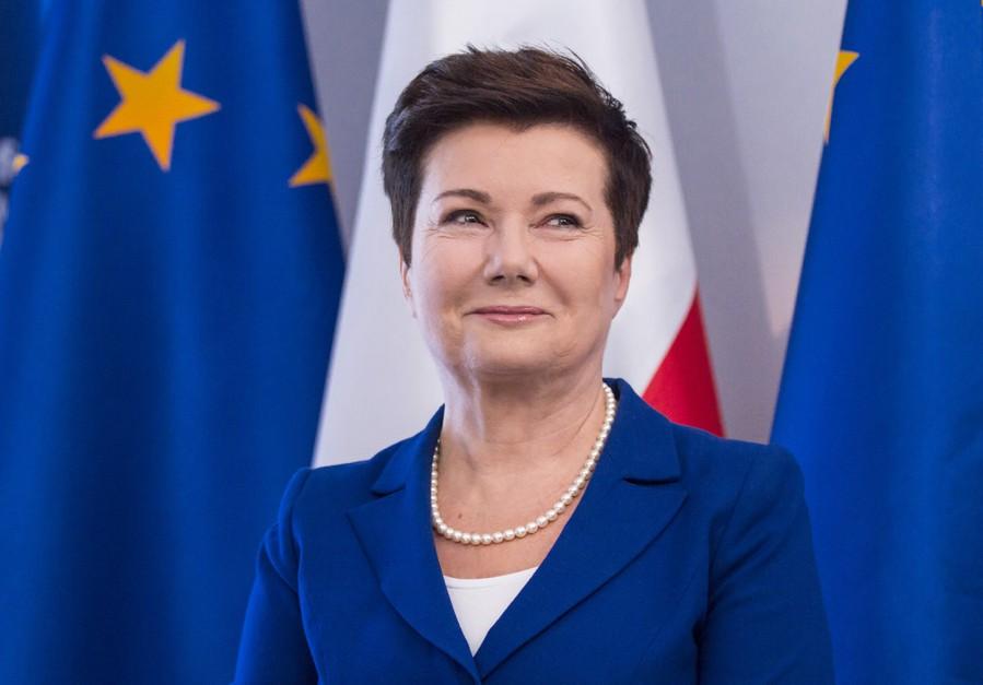 Obecna kadencja Hanny Gronkiewicz-Waltz jest ostatnią i w najbliższych wyborach samorządowych PO wystawi nowego kandydata na prezydenta Warszawy - powiedział Neumann (Hanna Gronkiewicz-Waltz, fot. Platforma Obywatelska, Flickr)