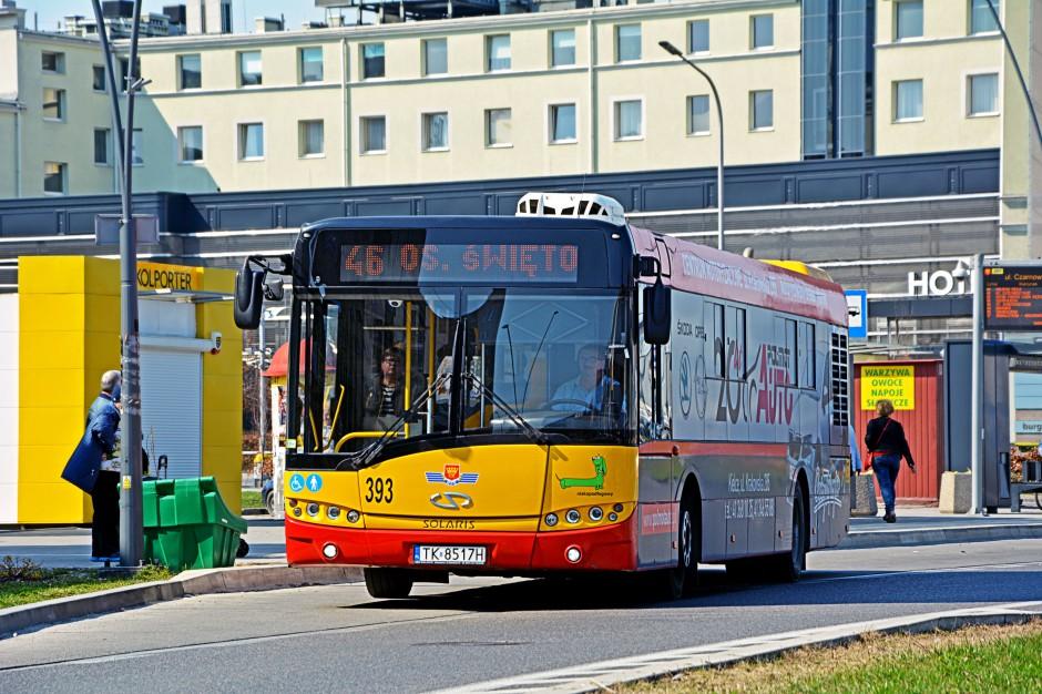 Kielecka komunikacja miejska oferuje bilety za 1 zł