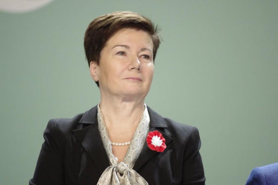 Hanna Gronkiewicz-Waltz o reprywatyzacji: Często analizuję, czy mogłam przejrzeć postępowanie nieuczciwych urzędników