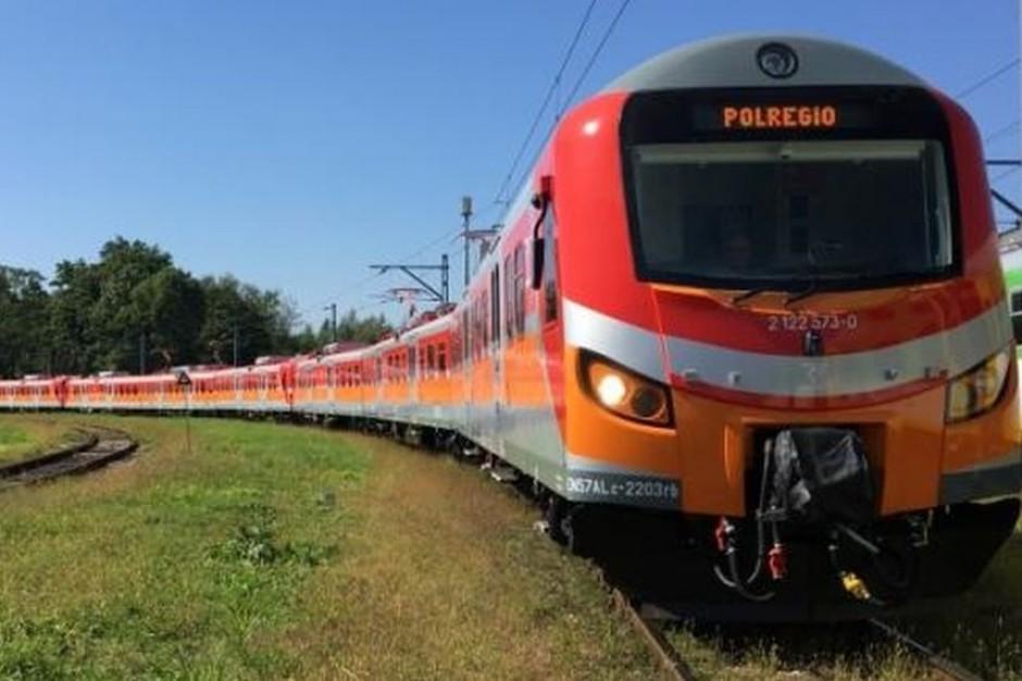 Podlaskie odebrało zmodernizowane pociągi