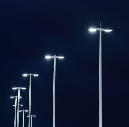 Philips Lighting uruchomił inteligentne oświetlenie w Kaliszu i Ostrowie Wlkp.