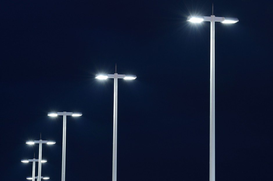 Gmina Ustka podpisała z Energą umowę oświetleniową