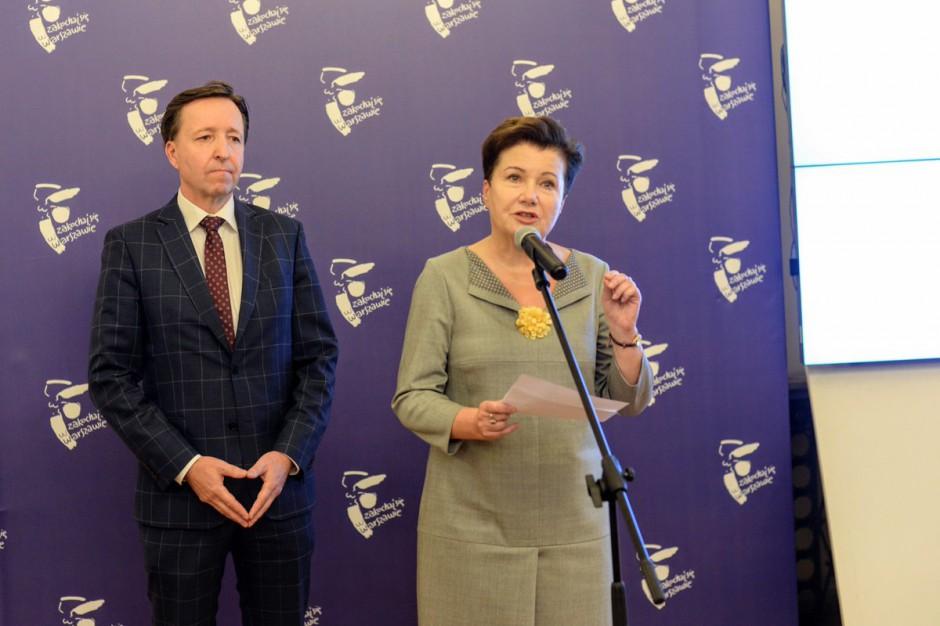 9 tys. zł grzywny dla Hanny Gronkiewicz-Waltz za niestawienie się przed komisją