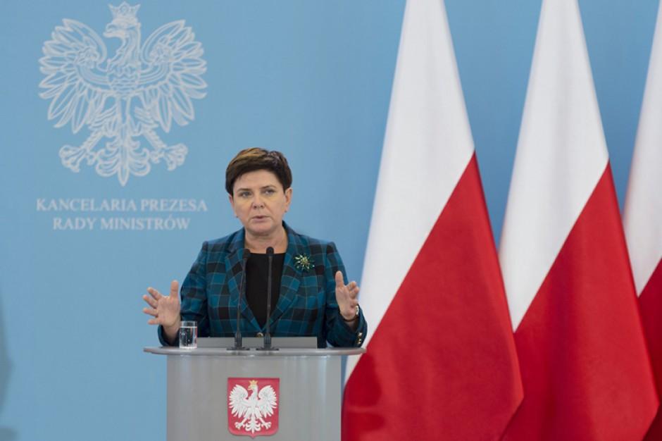Wichury nad Polską: Premier spotka się ze służbami ws. wichur