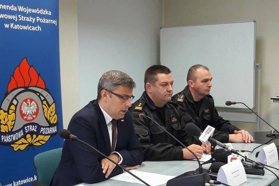 Orkan Ksawery w Śląskiem: Bez prądu nadal 30 tys. odbiorców
