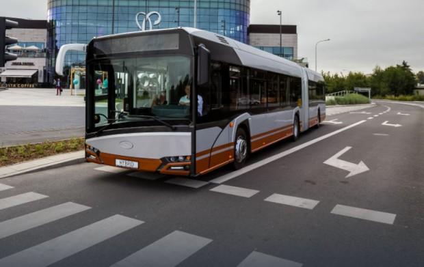 Kraków: 38 nowych autobusów dla MPK. Koszt to ponad 75 mln zł