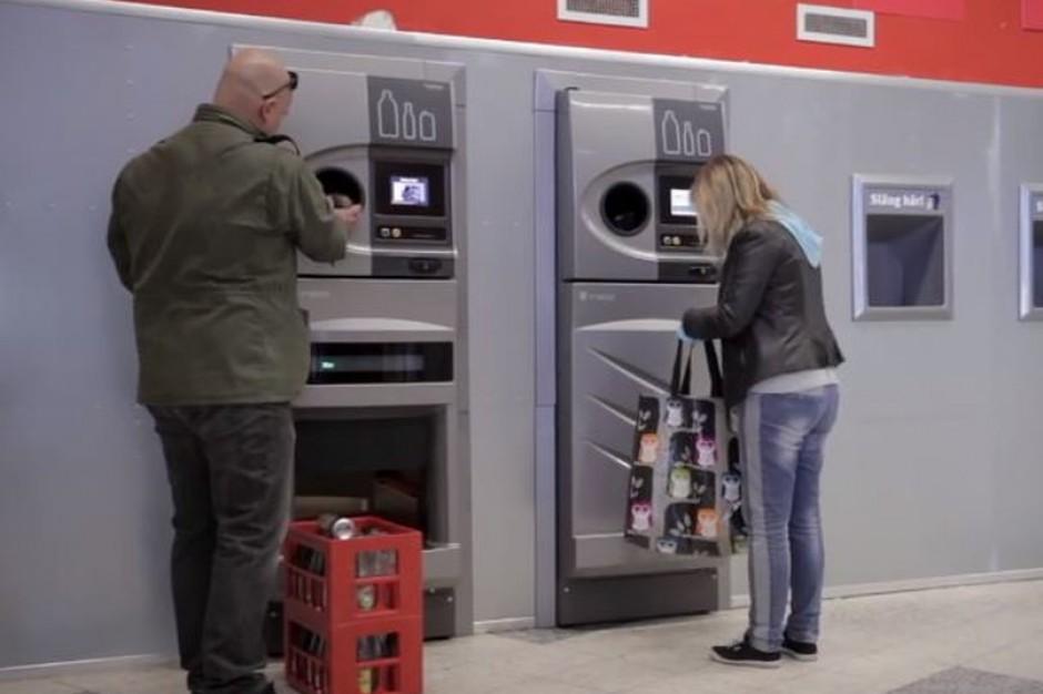 Kaucje za opakowania. Czy w Polsce staną automaty do zwrotu butelek i puszek?