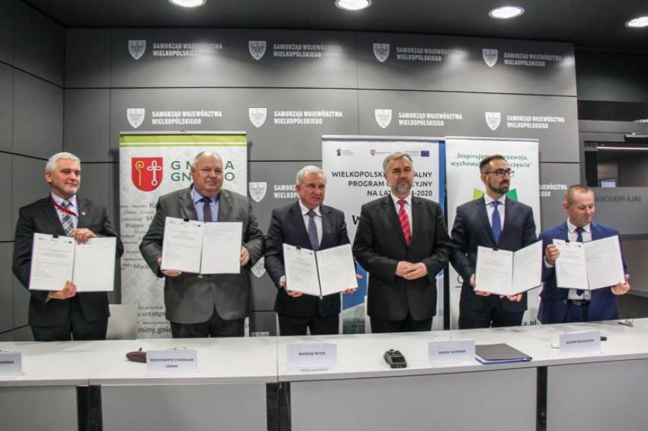 Wielkopolskie: Ponad 12,3 mln zł unijnego wsparcia na infrastrukturę edukacyjną