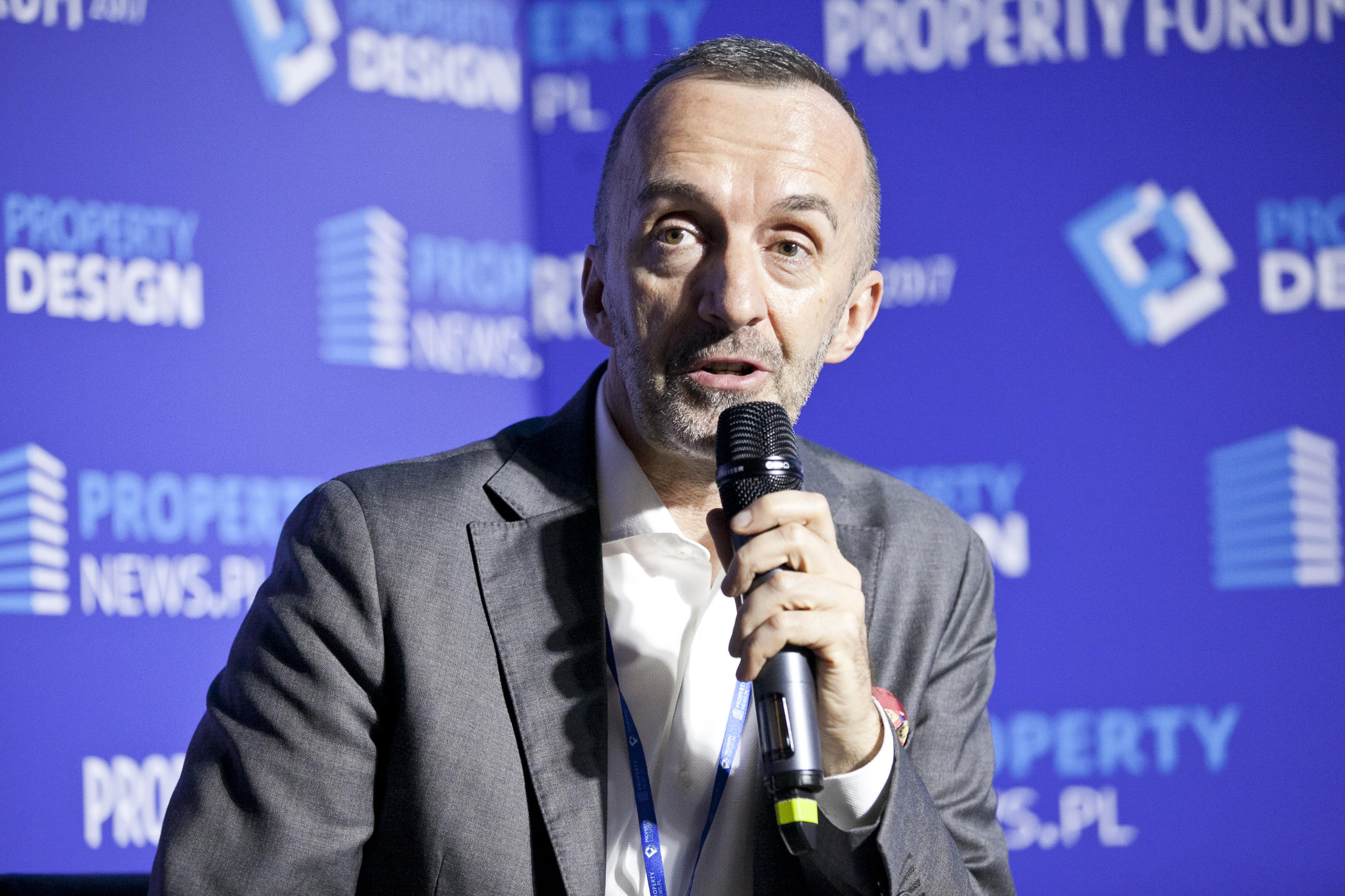 Dyrektor zarządzający w Związku Liderów Sektora Usług Biznesowych (ABSL) Paweł Panczyj uważa, że głównym atrybutem Polski jest jej rozmiar, głównie ludzki. Fot. PTWP